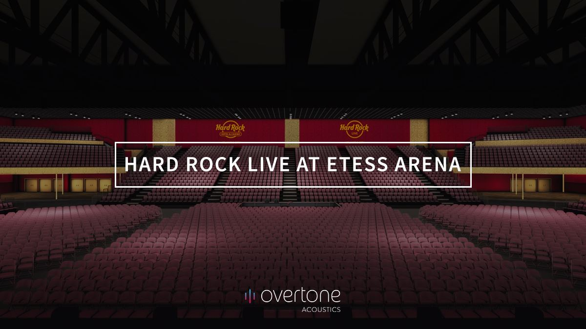 Hard Rock Live At Etess Arena in Atlantic City, NJ