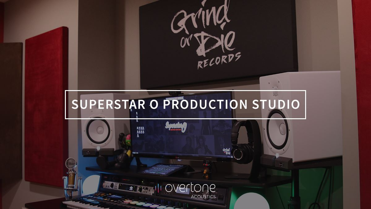 Superstar O - Music Production Studio