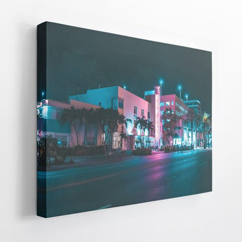 "Acoustic Art | 1.5"" Acoustic Art Panel, Cityscape F"