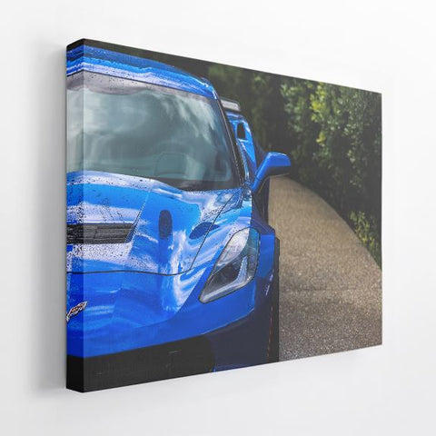 "Acoustic Art | 1.5"" Acoustic Art Panel, Transportation J"