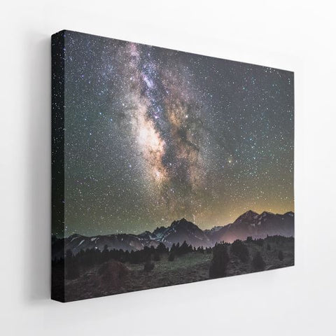 "Acoustic Art | 1.5"" Acoustic Art Panel, Space G"