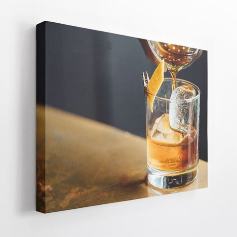 "Acoustic Art | 1.5"" Acoustic Art Panel, Food & Drink A"