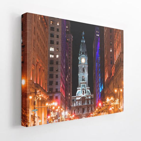 "Acoustic Art | 1.5"" Acoustic Art Panel, Cityscape C"
