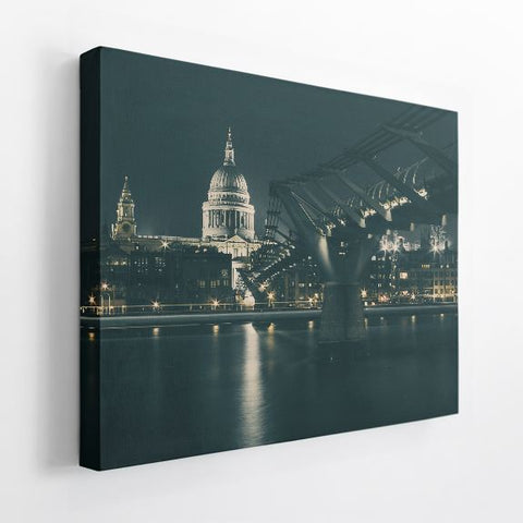 "Acoustic Art | 1.5"" Acoustic Art Panel, Cityscape I"
