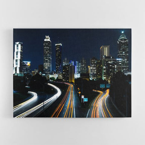 "Acoustic Art | 1.5"" Acoustic Art Panel, Cityscape D"