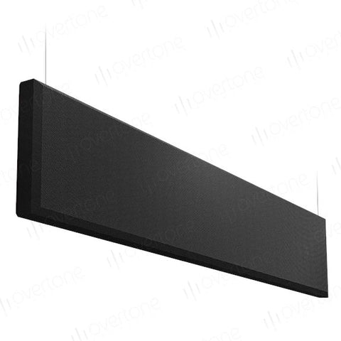 Acoustic Panels-1 x 4 / DK Black / Beveled