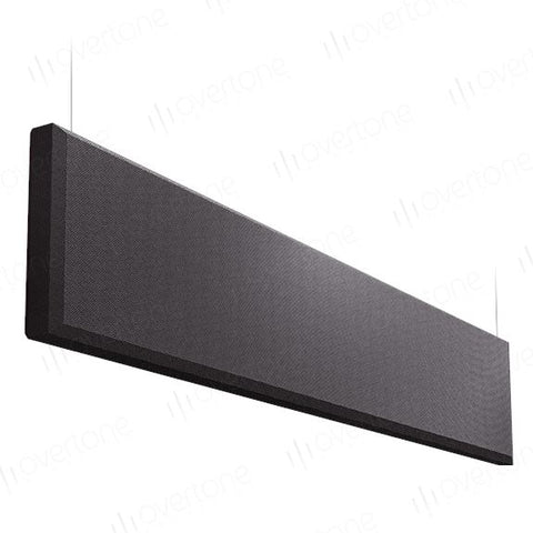 Acoustic Panels-1 x 4 / DK Charcoal / Beveled
