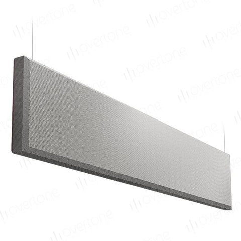 Acoustic Panels-1 x 4 / DK Gray / Beveled