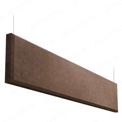 Acoustic Panels-1 x 4 / MS Cinnabar / Beveled