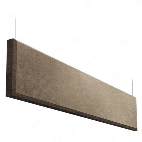 Acoustic Panels-1 x 4 / MS Khaki / Beveled