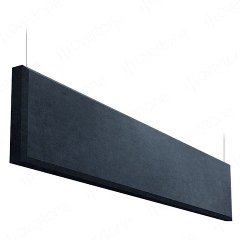 Acoustic Panels-1 x 4 / MS Navy / Beveled