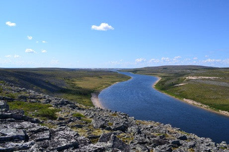Camp Widjiwagan Boy's Voyageur Trip – Summer 2011 – Dubwant River to Thelon River to Baker Lake, Nunavut