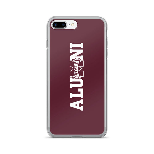 Alumni iPhone 7/7 Plus Case