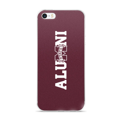 Alumni iPhone 5/5s/Se, 6/6s, 6/6s Plus Case
