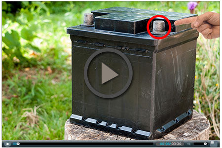 Video Presentation On Reviving Old Dead Batteries At Home