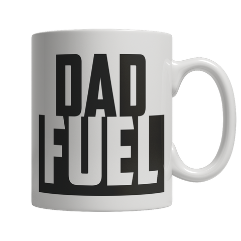 Coffee Mug - Limited Edition - Dad Fuel