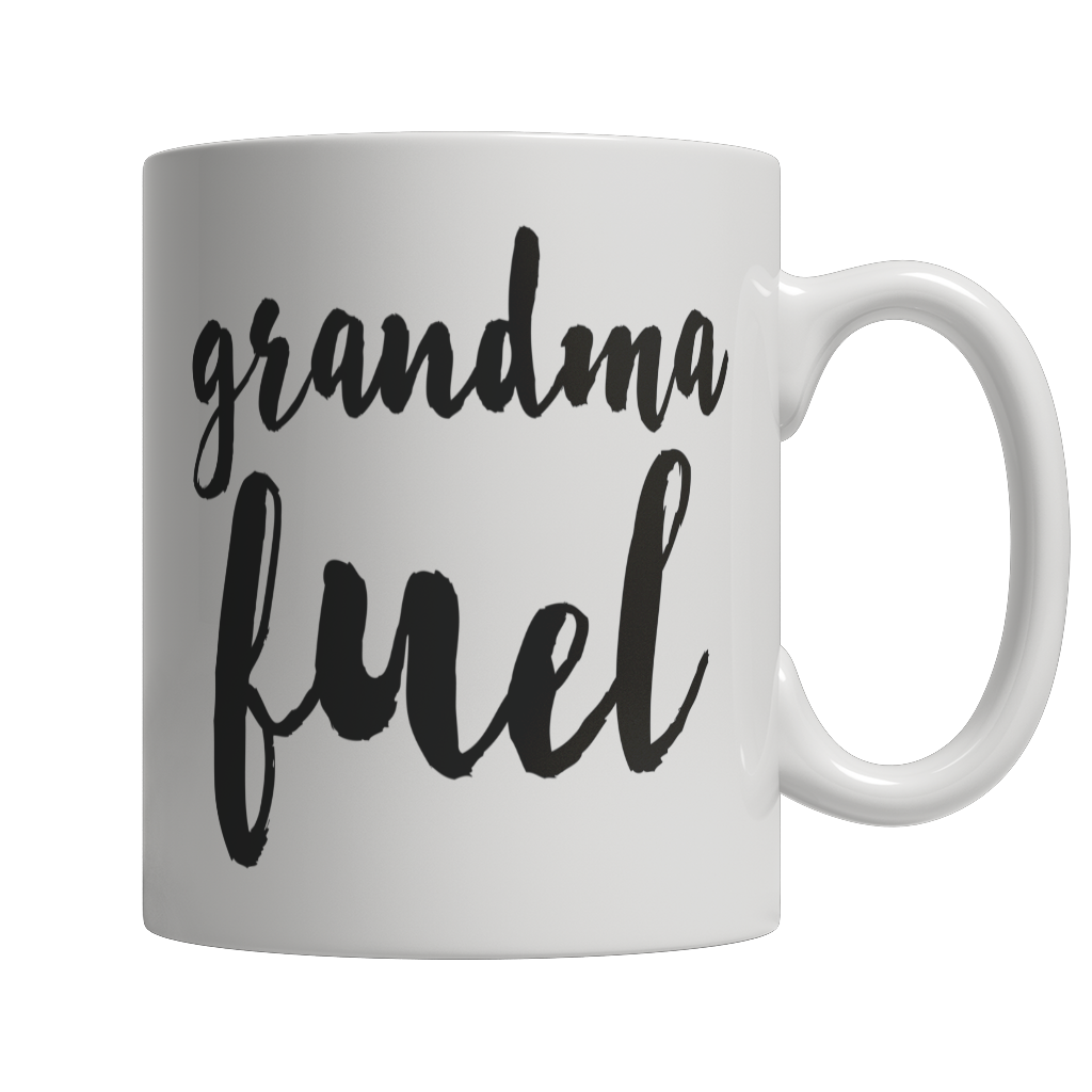 Coffee Mug - Limited Edition - Grandma Fuel