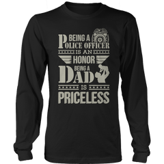 Shirt - Limited Edition - Police Dad