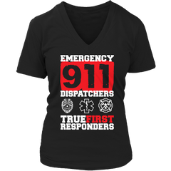 Shirt - Limited Edition - Emergency 911 Dispatchers True First Responders