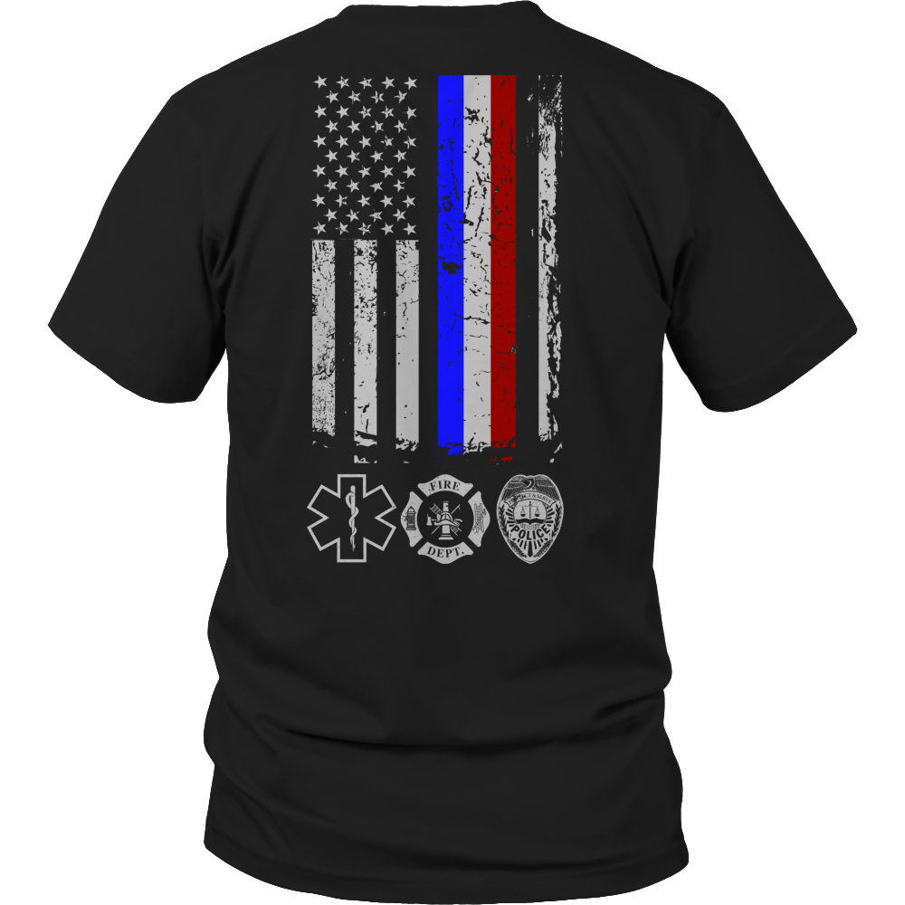 Limited Edition - First Responder Flag