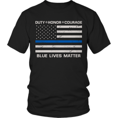Shirt - Limited Edition - Duty Honor Courage