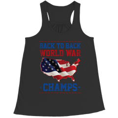 Tank Top - Limited Edition - Back to Back World War Champs