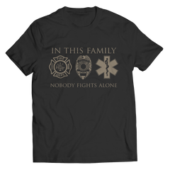 Limited Edition - In This Family Nobody Fights Alone