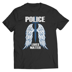 Shirt - Limited Edition - Police Wings