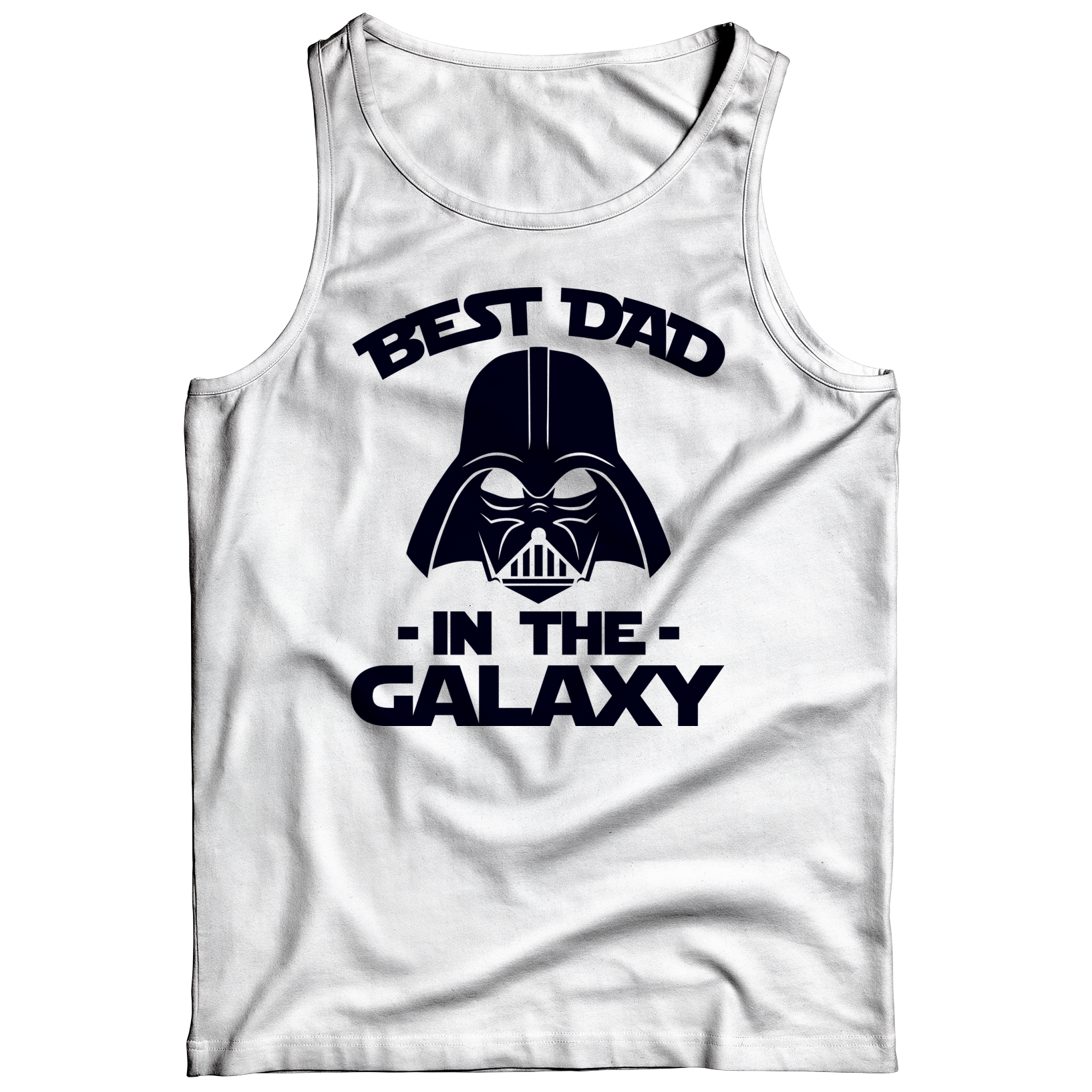 Tank Top - Best Dad in the Galaxy