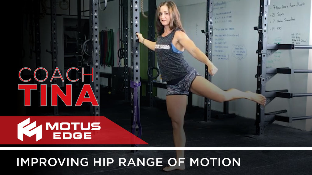 Coach Tina - Improving Hip Range of Motion