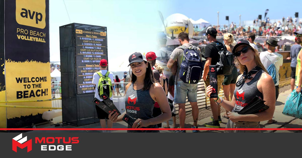 Motus Edge at AVP Manhattan Beach Open