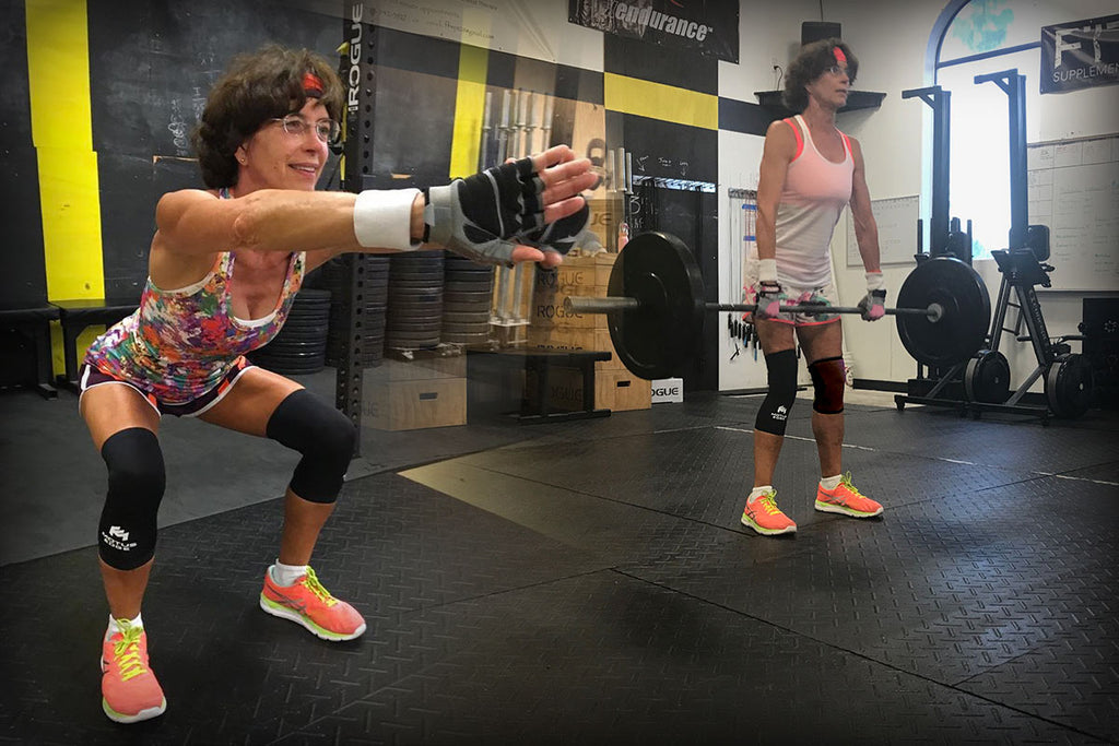 Age is JUST a Number! Attacking CrossFit at 68!?