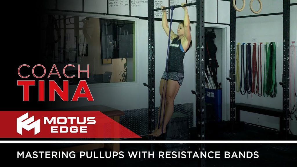 Coach Tina: Mastering Pullups with Resistance Bands