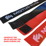 Motus Edge Floss Bands - 2 Pack - Includes FREE Carry Bag and Instructions