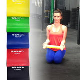Motus Edge Mini Exercise Resistance Bands