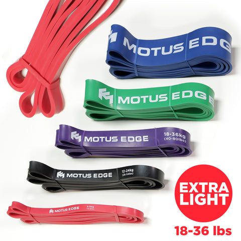 Motus Edge EXTRA LIGHT Resistance Band