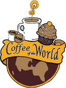 Coffee of the World Logo