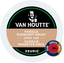 Decaf Vanilla Hazelnut Coffee