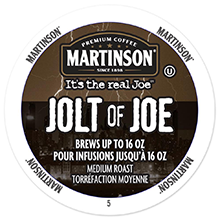 Jolt of Joe Coffee