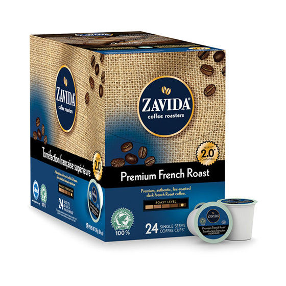 Premium French Roast Coffee