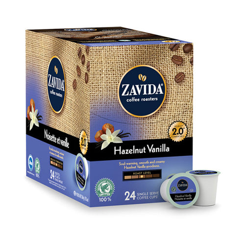 Hazelnut Vanilla Coffee