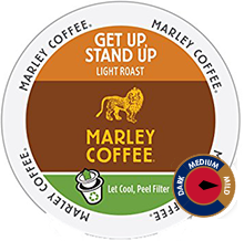 Get Up, Stand Up Coffee