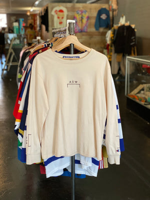 A Cold Wall Spring Summer 2015 Long Sleeve Tee