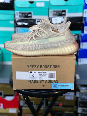 "Yeezy Boost 350 V2 ""Citrin Non-Reflective"""