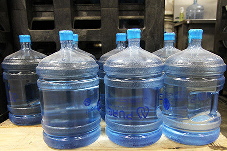 5 Gallon Bottled Water (Home or Office Delivery)