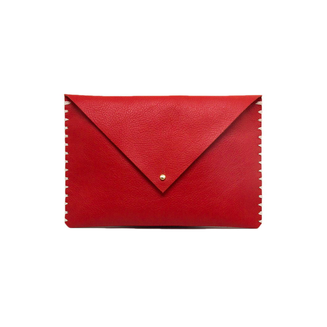 Red Pop Clutch