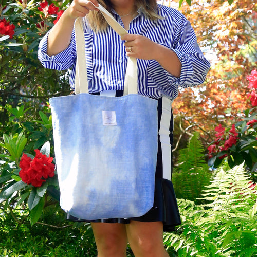 'In the Clouds' Tote