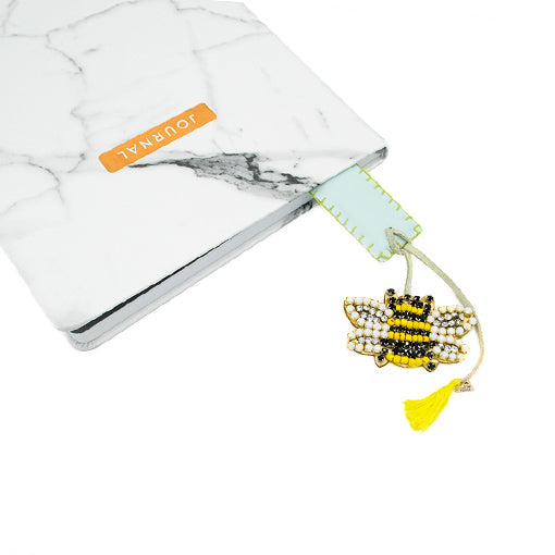 Bee - Personalized Bookmark