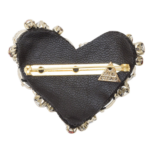 Chelsea Heart - Brooch