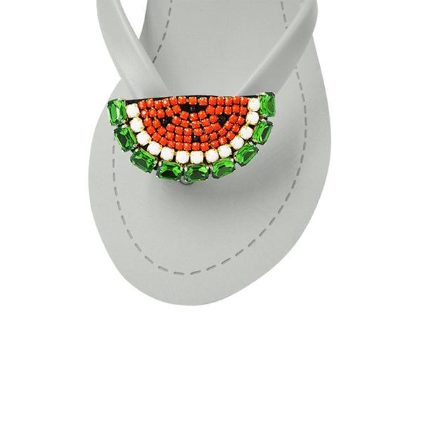 Watermelon - Women's High Wedge